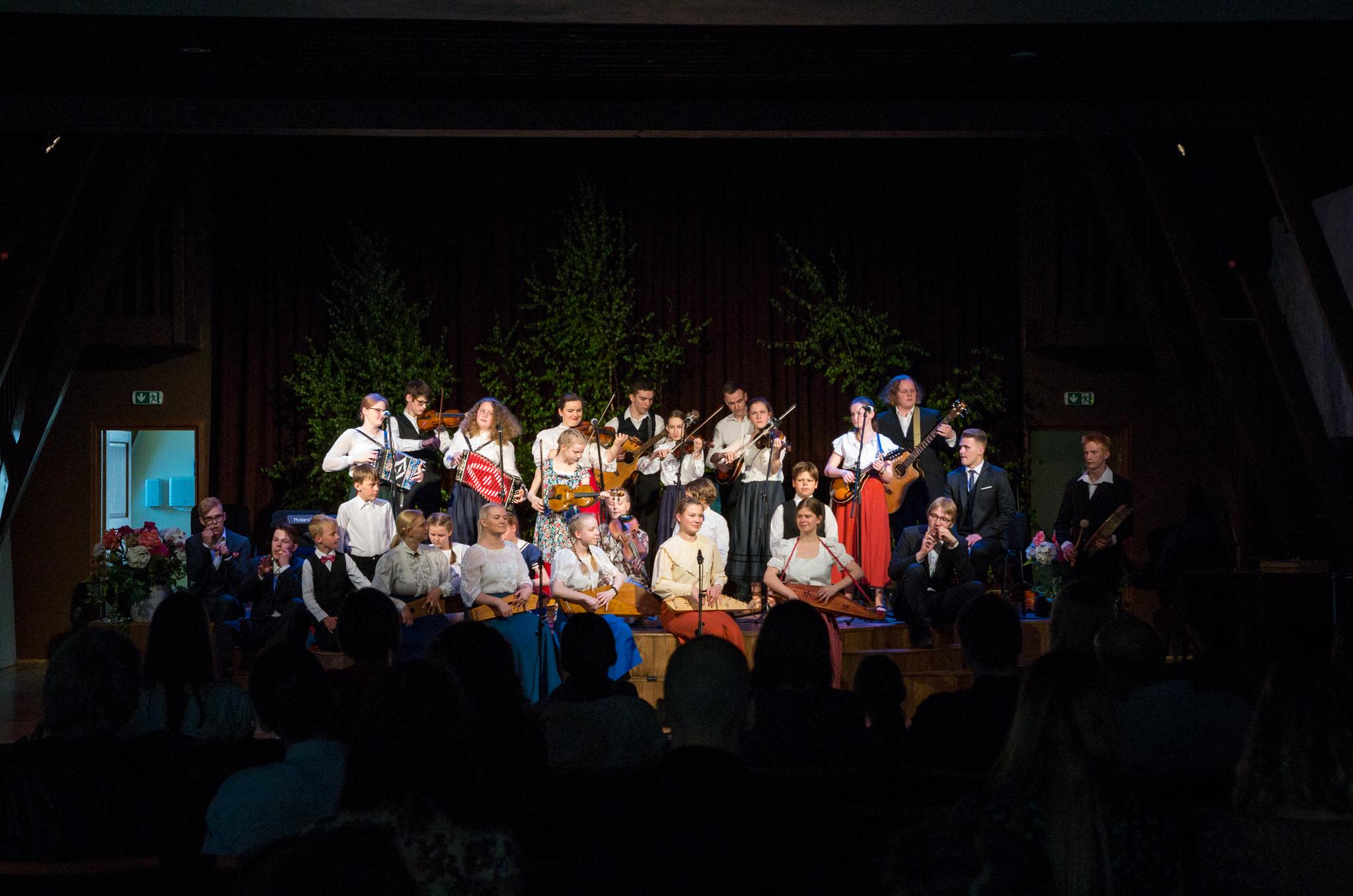 Folklooriklubi Maatasa 5 sünnipäev üritus fotograaf Sulev Lange