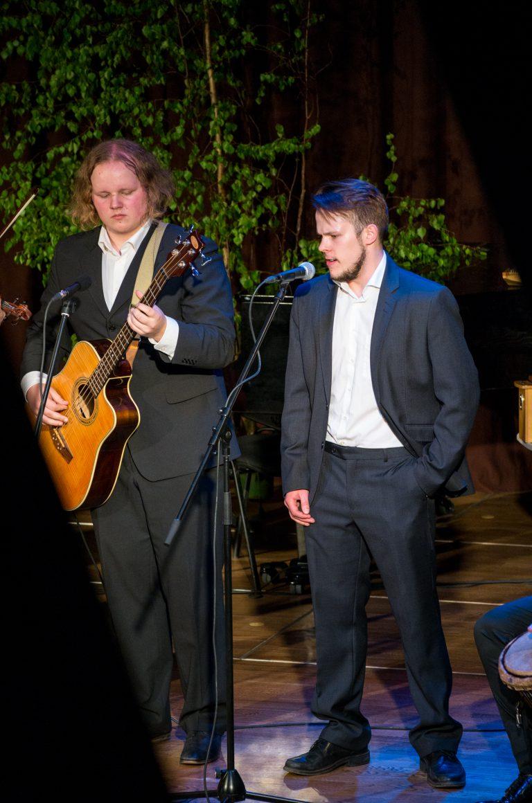 Folklooriklubi Maatasa 5 sünnipäev fotograaf Sulev Lange