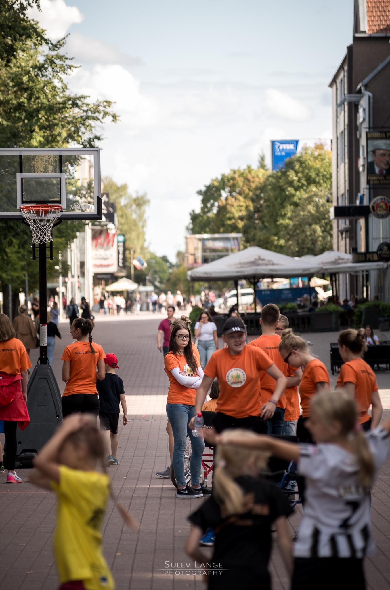 Esimese koolikella jooks 2018 fotograaf Sulev Lange