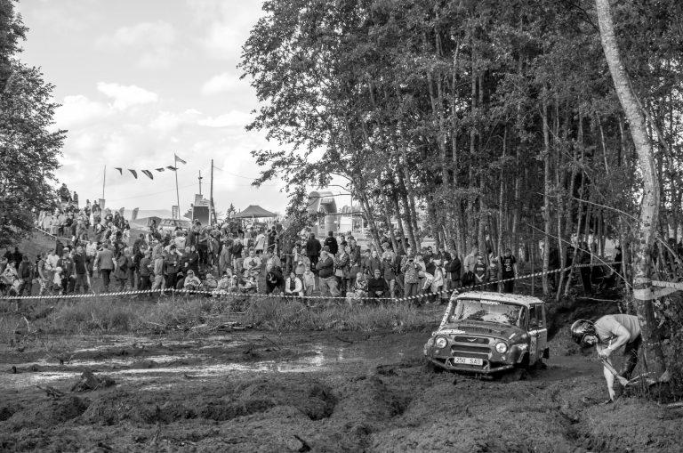 Ralli sport klaperjaht 2017, fotograaf Sulev Lange